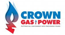 Crown Gas and Power Logo